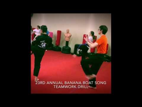 Banana Boat Teen Drill 2017