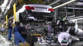 BMW 760 Li (مصنع بي ام دبليو)