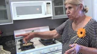 cooking Iranian or persian food - Cocinando comida irani