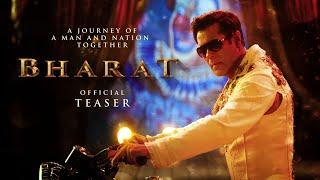 Salman Khan | BHARAT | Official Teaser | EID 2019