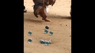 আহা !! শৈশবের সেই প্রিয় মার্বেল খেলা || How to play marble game ||