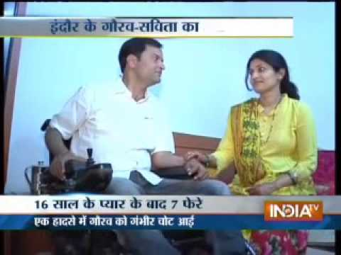 Watch amazing lovestory of Indore couple, Part 2