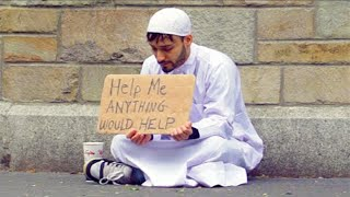 HOMELESS MUSLIM EXPERIMENT