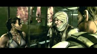 Resident Evil 5 Walkthrough Part 1 ( Veteran Chapter 1-1 )