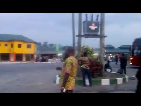 Lindas Door Rest stop - Accra - Kumasi road. Best rest stop in Ghana!