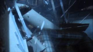 Category 6: Day of Destruction (2004) - Tommy Tornado flies into the air