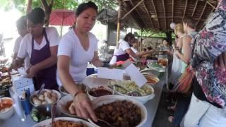 Batu Jimbar Cafe Sunday Market - Sanur Bali