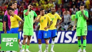 How Belgium beat Brazil 2-1 in 2018 World Cup quarterfinals, sending Neymar home | ESPN FC