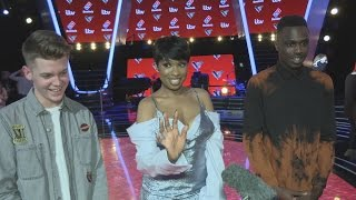 The Voice UK: How Jennifer Hudson's changed Jamie and Mo's lives