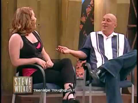 Xxx Mp4 The Steve Wilkos Show Teenage Toughgirl 3gp Sex