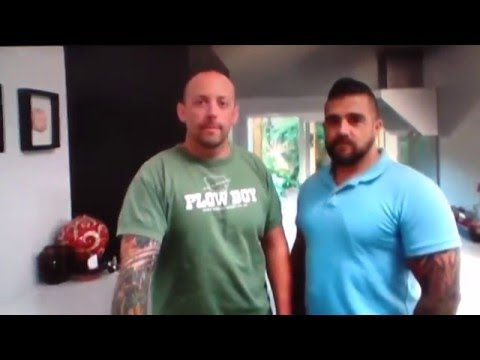 Gay Married Male Cop Couple Discuss Dysfunction Of House - Police Officer