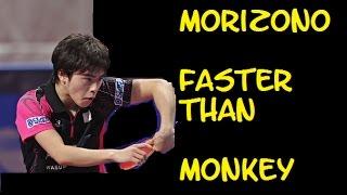 [TT Japan] Morizono when little, faster than a monkey (吉架猴)