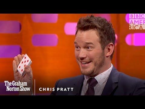 Chris Pratt Knows The Best Card Trick Ever The Graham Norton Show