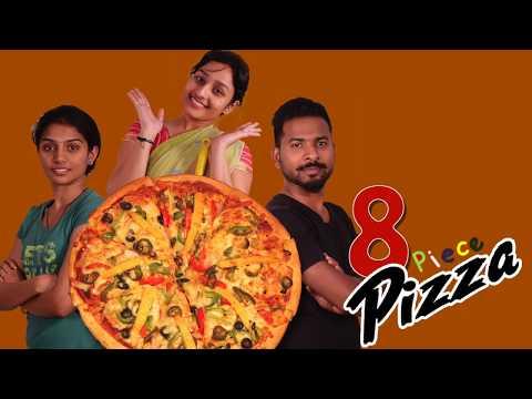 8 Piece Pizza - Hindi/English Short Film | English Subtitles | by Sunil Akunuri