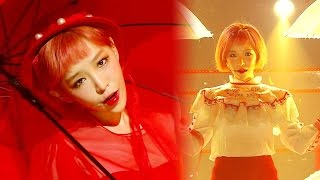《Comeback Special》 GAIN (가인) - Carnival (The Last Day) @인기가요 Inkigayo 20160911