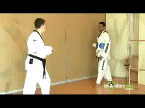 Olympic Taekwondo Sparring Tips and Techniques