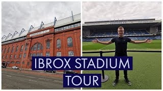 IBROX STADIUM TOUR | History, Stories & Tradition | Rangers FC