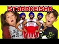 Download Video Download Kids React to Starrkeisha Cheer Squad (Petty Dance Challenge) 3GP MP4 FLV