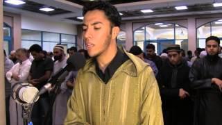 Superb Taraweeh 2013 | day 2 | Al-Baqara | USA | Qari Youssef Edghouch (ICSGV)