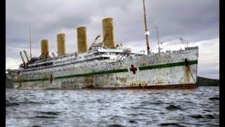 Titanic & Britannic Sleeping Sun