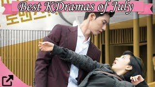 Best Korean Dramas of July 2017