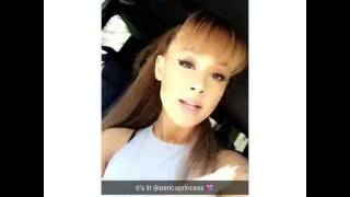 Ariana Grande-Grave Vogue Ft Bia (New Snippet Song)
