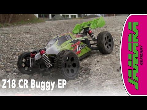 Jamara Z18 CR Buggy EP 2,4GHZ Lipo
