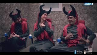 لجنة مسابقات الشياطين في الحمام 🎷😈
