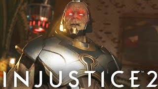 Injustice 2: Darkseid In Game First Look! - Injustice 2