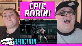 Batman vs Sherlock Holmes. Epic Rap Battles of History Season 2. REACTION!! 🔥