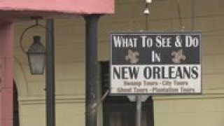 New Orleans' hunkers down for Barry