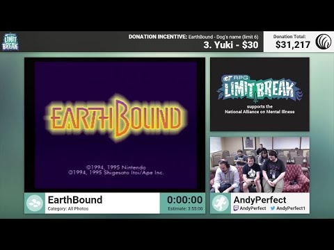 Xxx Mp4 EarthBound All Photos By AndyPerfect RPG Limit Break 2016 Part 23 3gp Sex