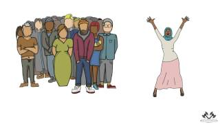 Why Muslim Women Cover their Hair? - Animated _ Best Answer By Aminah Assilmi