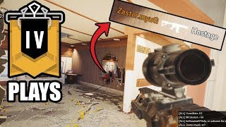 THESE GOLDS MUST BE STOPPED! - Rainbow Six Siege (Funny Moments)