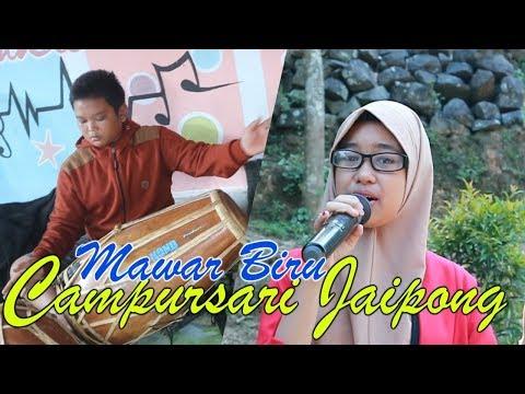 CAMPURSARI JAIPONG RANCAK MAWAR BIRU  REVITA AYU CONTESA MUSIC