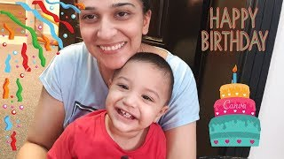 Video 1: Special Birthday Announcement for you - Must Watch - Pakistani Mom Urdu Vlogs