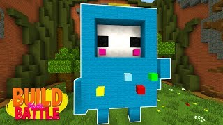 HORA DE AVENTURA! - Minecraft Build Battle ( com Youtubers )