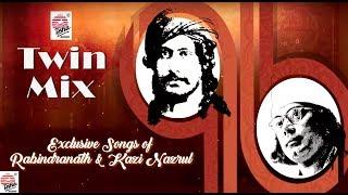 Twin Mix | Exclusive Songs of Rabindranath & Kazi Nazrul