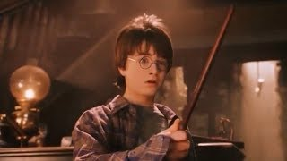 First Wand - Harry Potter The Philosopher's Stone 【Learn English with Movies】