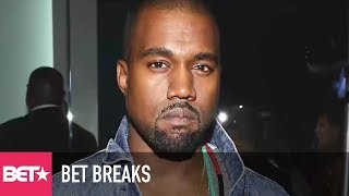 Kanye West Sues For $10M - BET Breaks