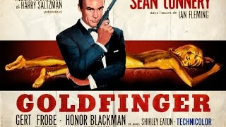 1964 - James Bond - Goldfinger: title sequence