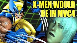 X-Men Would Be In Marvel vs Capcom 4