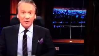 Bill Maher introduces Cannibal Women on Real Time