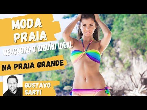 Programa do Gugu Super Praia da Moda na Praia Grande Parte 1