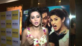 Mimi excited about the audience reaction of Katmundu