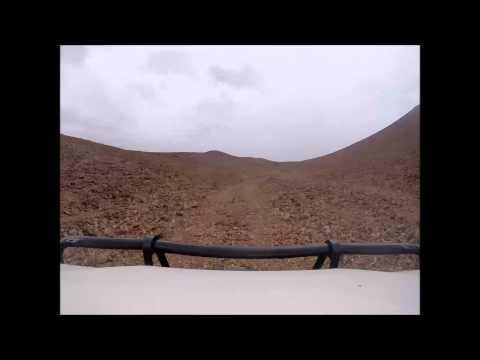 Fahrt vom Messum Krater Richtung Rhino Ugab Camp, Namibia