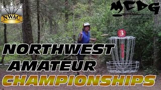 2016 NW Am Championships | Round 2 | Front 9 (Wills, Zlatich, Holden, McNew) Olympic Discs