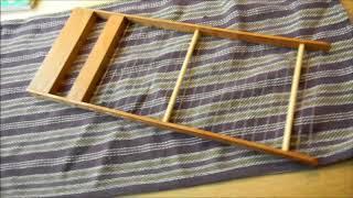 Artisan Cheese Making --A Hand-Made Curd Cutter! (Curd Harp)