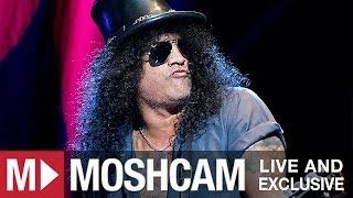 Slash ft.Myles Kennedy & The Conspirators - Blues Jam/Godfather Theme   Live in Sydney   Moshcam