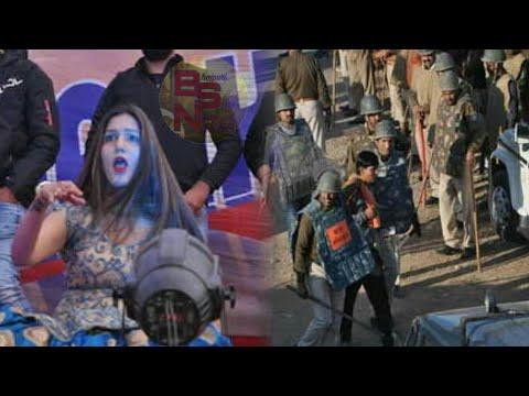 Xxx Mp4 सपना चौधरी के Live Performance पर दर्शक पत्थरों से हमला किये Sapna Chaudhary Latest News App 3gp Sex